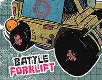 Battle Forklift