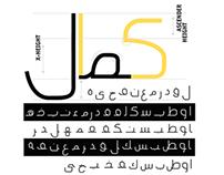 arabic fontdesign.