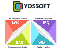 Yossoft - app icons