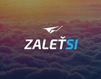 Zaletsi.cz - redesign