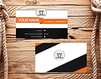 FREE Business Card PSD - Front and Back