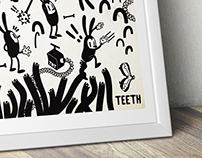 Teeth TV Branding Project