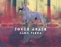 Diseño disco Jorge Árase