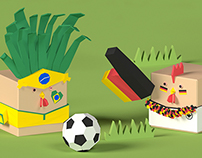 World Cup Chicken 2014