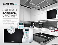 Re Diseño Microondas Samsung