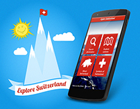 Explore Switzerland Android App