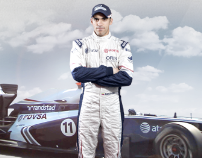 AT&T / Williams F1 Interactive
