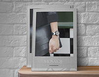 Mosaiqe - Timepiece Collection Lookbook