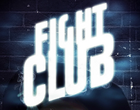 Fight Club - Alternative Movie Poster