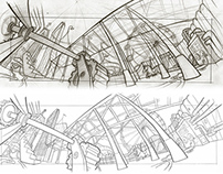 Carmen Sandiego Math Detective background layouts