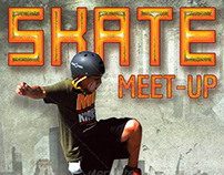Skate Meet-Up Flyer Template