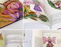 La mariposa y marrana Silvana