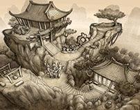 Kung Fu Panda World MMO