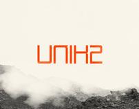 UNIK 2 free font