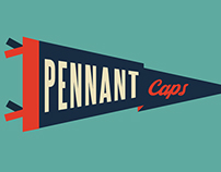Pennant Caps Logo