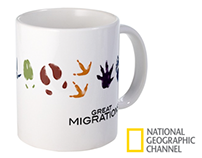 National Geographic - Great Migrations Merchandise