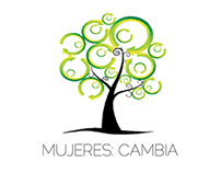 Mujeres: Cambia Website & Digital Lookbook