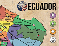 Peace Corps Ecuador Board Game