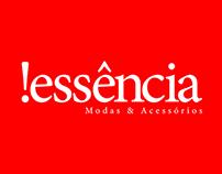 Projeto de branding para a marca Essência