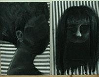 Pintura em Tecido // Painting on Fabric