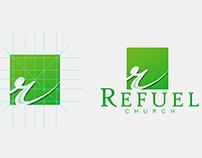 Refuel Church / Branding, Print Collateral