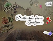 Postcards from Ljubljana