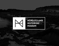 concept - Nordjylland Historiske Museum visual identity