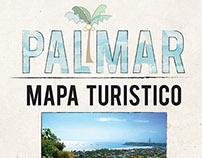 Palmar, Ecuador Tourism Map