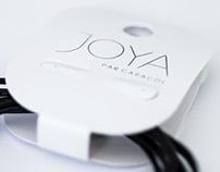 Étiquette & logo JOYA