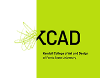 KCAD TV Intro and Lower Third Animations