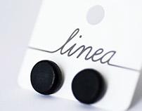 Étiquette et logo Linea