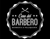 CREACIÓN DE MARCA CASA DEL BARBERO