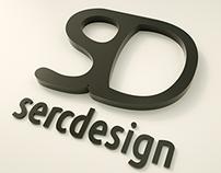 Serc Design Logo Animation