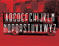 New Typeface - Bertrand Library