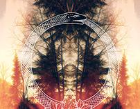 Wilderness Hymnal - Transmutation EP Packaging