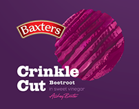 Baxters Beetroot Concept