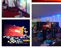 TEDMED  visual identity