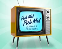 Pick Me Pick Me Casting Web Page