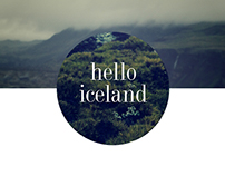 Iceland Trip - 11 day's eDiary