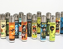 CLIPPER LIGHTERS DESIGN