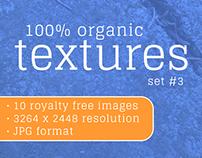 #PackADay - 7/12/14 Organic Textures Set 3