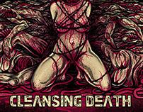 KORGOTH Cleansing Death EP album cover