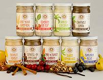 Coconut Butter Labels