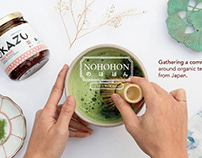 Nohohon Tea Room - Marketing Campaign