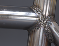 Welding in Octane and VRay