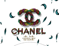 ADESIGN X COCO CHANEL // Concept work (feather)