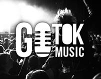 GOTOK MUSIC  •  Manual de Identidad Corporativo