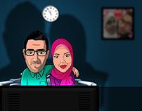 Couple Animation WIP