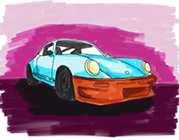 Porsche 930 Gulf