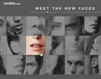 Web Concept / Model Agency
